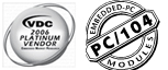 VDC 2006 Platinum Vendor Award