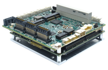 GEMINI COM-Based SBC with WL8665UE CPU / COM Express Carrier