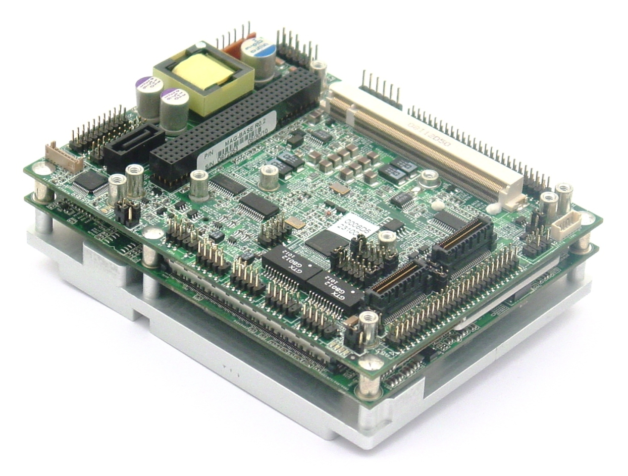 Com Express Sbc With Intel Atom Or Core2 Duo Cpu